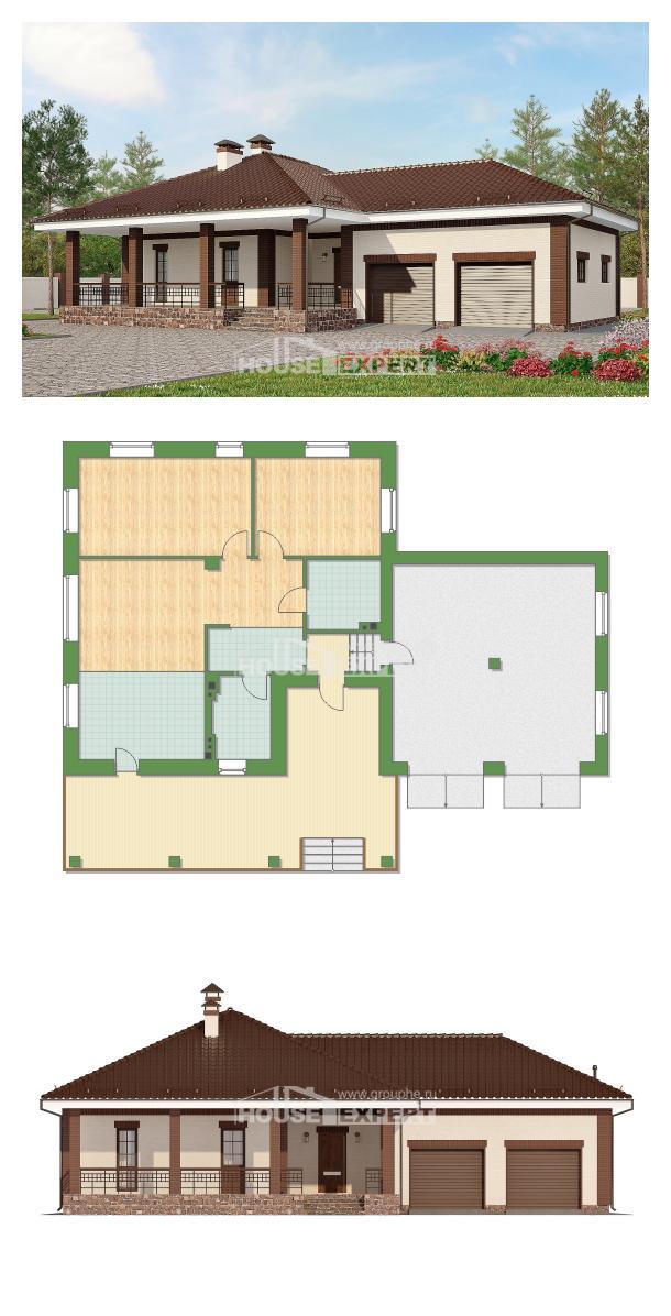 Проект дома 160-015-П   House Expert